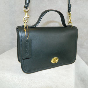 Coach Vintage Casino Bag 9924 NAVY ~ NEVER USED!